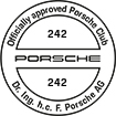 Officially approved Porsche Club 242